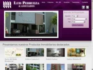 Inmobiliaria Luis Pedrueza Y Asociados