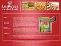 Los Reyes Sandwicheria Lunch Y Pizzas