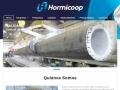 Hormicoop-Columnas De Hormigon Para Redes Electricas